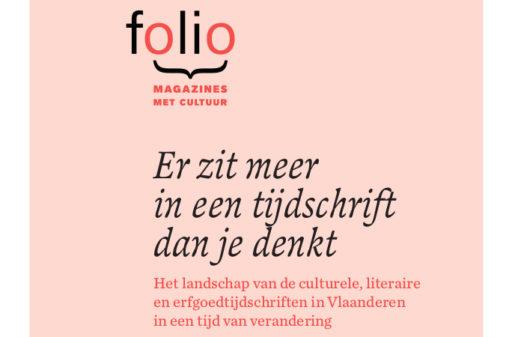 Folio rapport