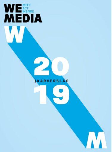WE MEDIA Jaarverslag 2019