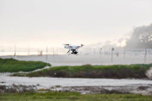 Opleiding Drones en Journalistiek