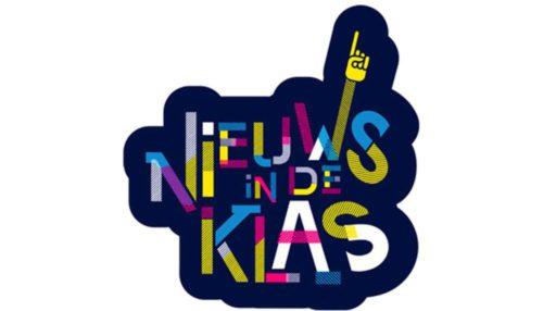 nieuws in de klas logo
