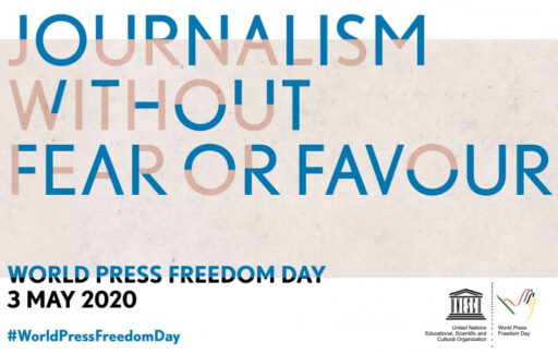 WE MEDIA Press Freedom Day